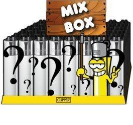 CLIPPER-Feuerzeuge-Collectors-Mix-Box-10-Stck-Unsere-Clipper-Wundertte-0