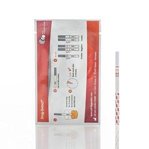 Drogentest-Cannabis-Mariuhana-Haschisch-THC-Schnelltest-Drug-Detect-10-Teststreifen-Cut-off-25-ngml-0